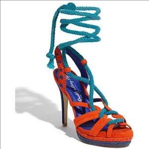 Jeffrey Campbell Shoes 💙🧡
